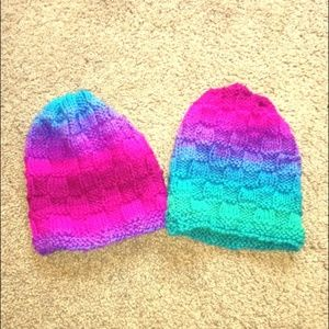 Other - 2 Handmade NEW Knitted $18